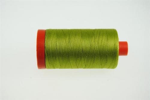 Aurifil Mako 28 100Meter Light Leaf Green 1147