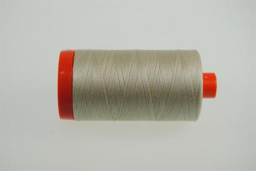 Aurifil Mako 28 100Meter Light Beige 2310