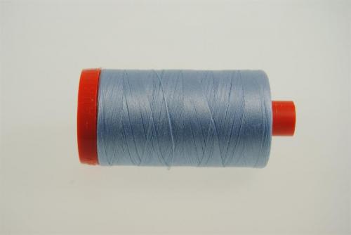 Aurifil Mako 28 100Meter Light Robins Egg 2710