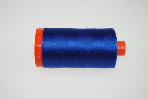 Aurifil Mako 28 100Meter Medium Blue 2735