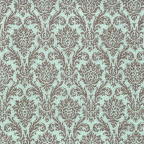 MODA BLITZEN DAMASK MINT GREY 30298 15