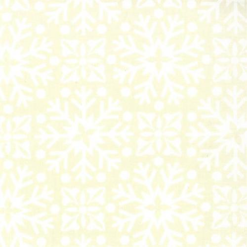 MODA JOY WINTER GARDEN TONAL SNOW 2712423