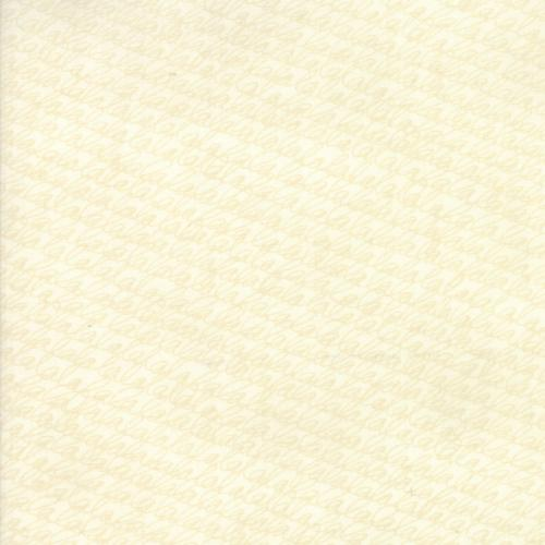 MODA Winter Village BASICGREY creme Schrift 3055812