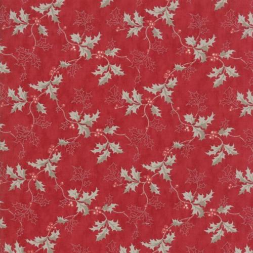 MODA 3 SISTER HOLLY WOODS BERRY HOLLY  44172-17