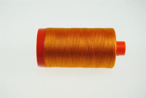 Aurifil Mako 28 100Meter Bright Orange 1133