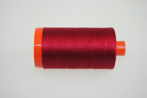 Aurifil Mako 28 100Meter Red Wine 2260
