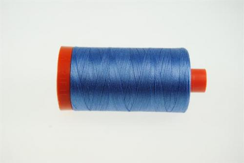 Aurifil Mako 28 100Meter Light Delft Blue 2720