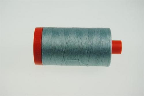 Aurifil Mako 28 100Meter Bright Grey Blue 2847