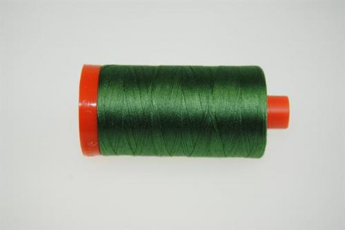 Aurifil Mako 28 100Meter Very Dark Grass Green 2890