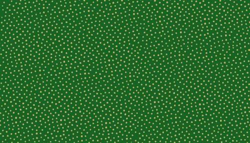 MAKOWER METALLIC GREEN SPOT 1932/G