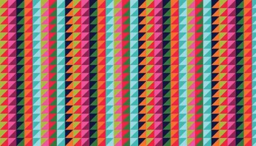 Makower 1613 Wrap It Up 100/% Cotton Christmas Panel