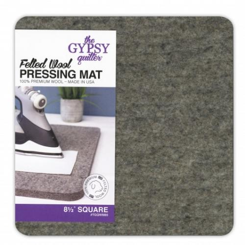 the Gypsy quilter Felted Wool Pressing Mat WM85