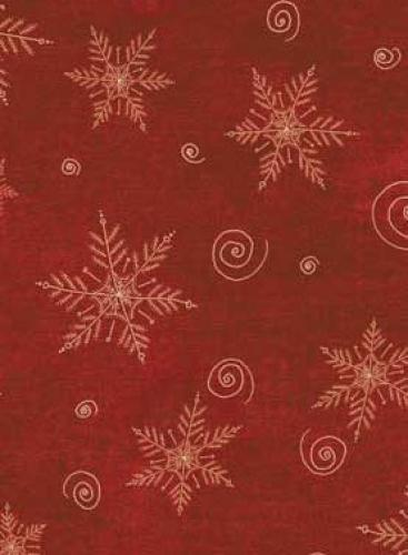 RED ROOSTER CHRISTMAS WHIMSEY 2126 RED